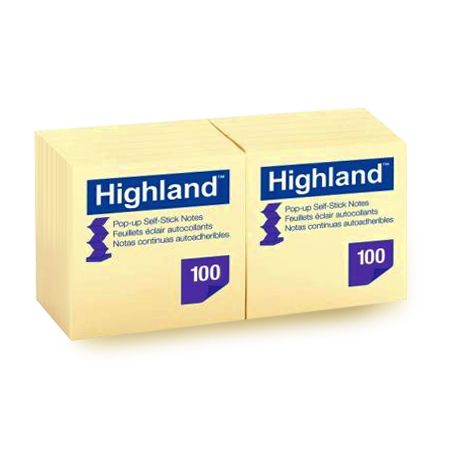 3M Post It Highland 3x3