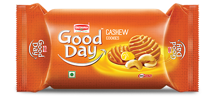Britannia Good Day Rich Cashew - 25/-