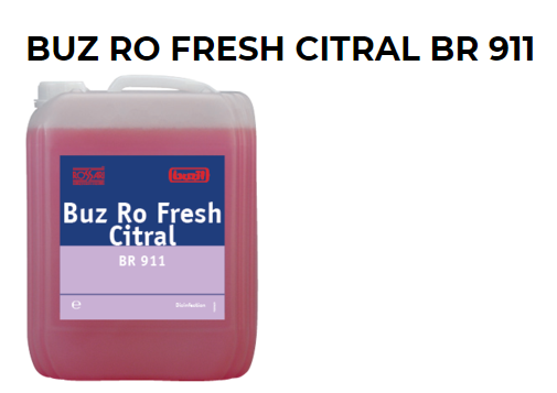Buzil Rossari Buz Ro Fresh Citral BR 911- B7 (Floor Cleaner - 5 Ltr)
