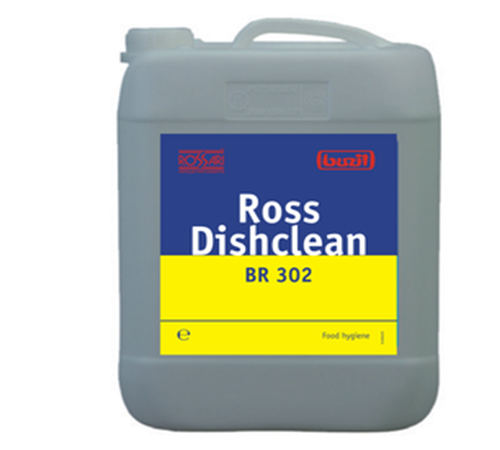 Buzil Rossari Ross Dishclean BR 302 - 30 Ltr(Machine Auto Dishwash K8)