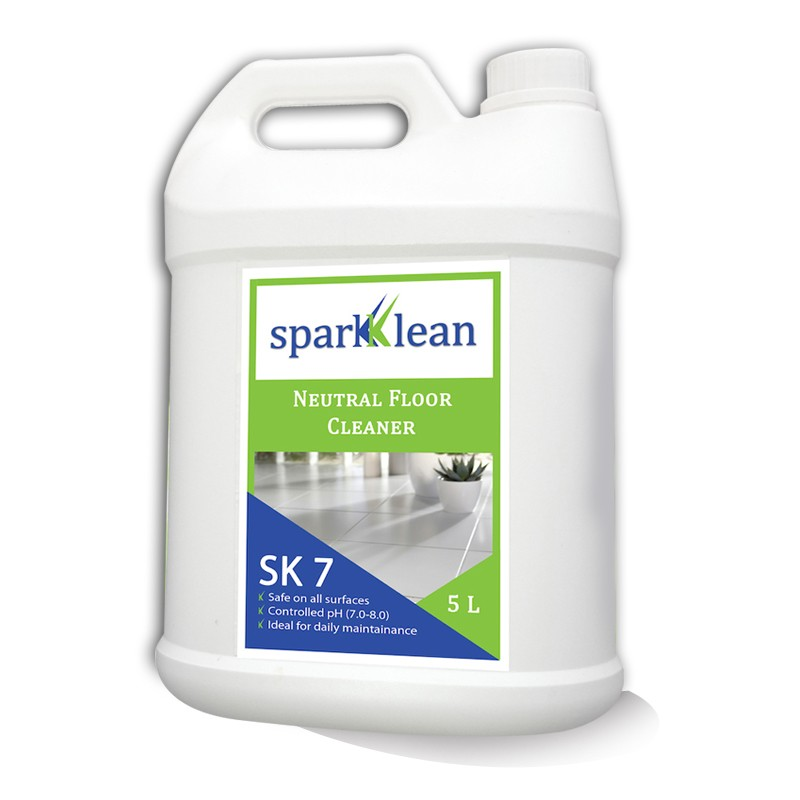 CareClean Neutral Floor Cleaner (5ltr Can)