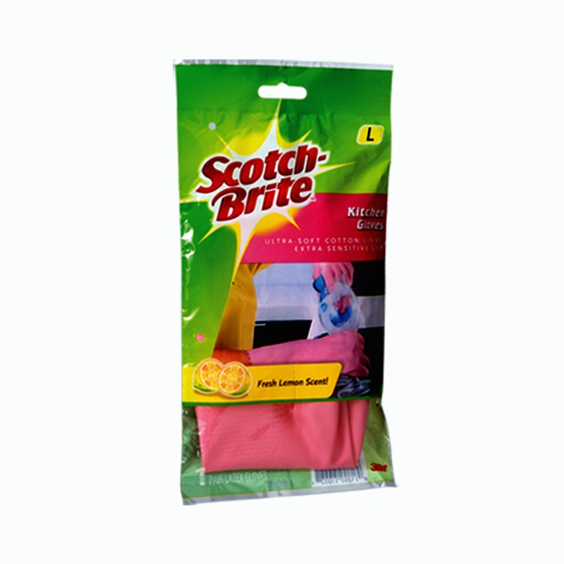 3M Scotch Brite Kitchen Gloves (1Pair)