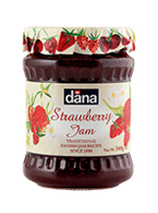 Dana Strawberry Jam 340 g