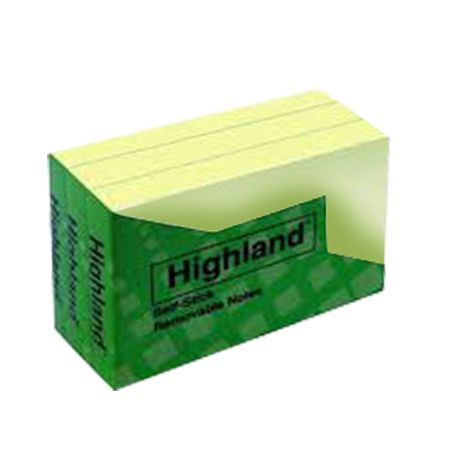 3M Post It Highland 3x4