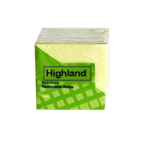3M Post It Highland 2x3