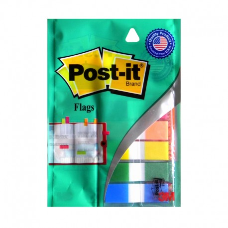 3M Post It Flags 5 (Color)