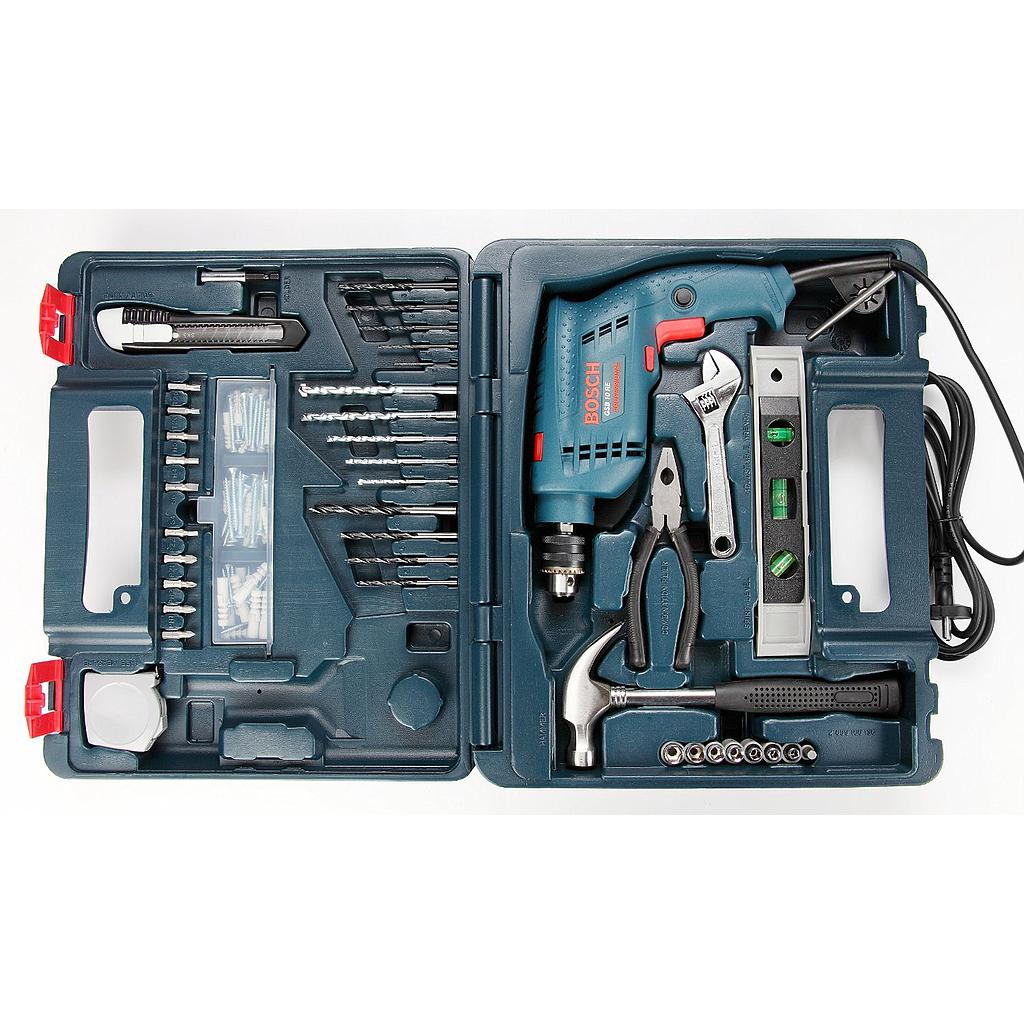 Bosch Professional Tool Kit GSB 10 RE