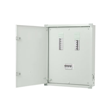Anchor Uno 12 WAY TPN VERTICAL Double Door