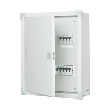 Anchor Uno 6 WAY TPN -Metal DB
