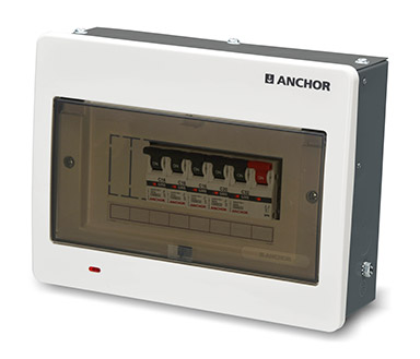 Anchor UNO 12 Way ORNET PLUS DB