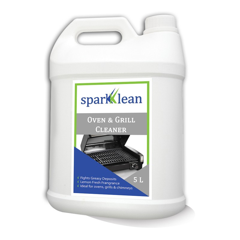 CareClean Oven & Grill Cleaner (5ltr Can)