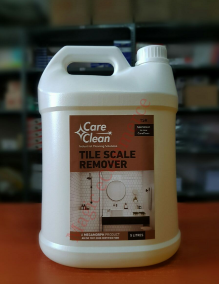 Care Clean Tile Scale Remover (5ltr Can)