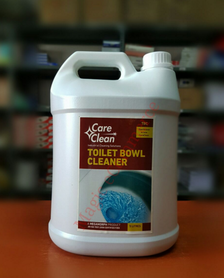 Care Clean Toilet Bowl Cleaner (5ltr Can)